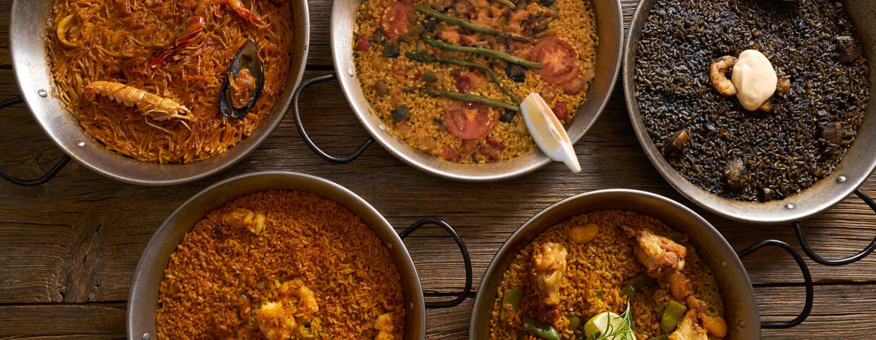 Paella Restaurante El Bobo
